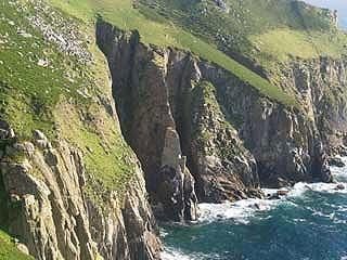 Devil's Chimney, Jenny's Cove.