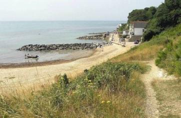 Monks Bay.