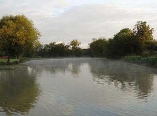 Lake at Warren's Holiday Village