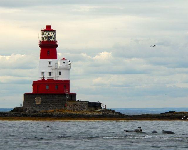 Longstones Lighthouse