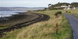 Looking towards Alturlie Point