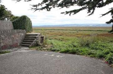 From Cottage Lane, Gayton.